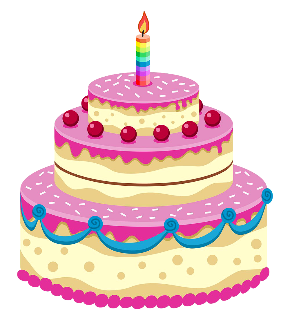 Cake clipart PNG images free download.