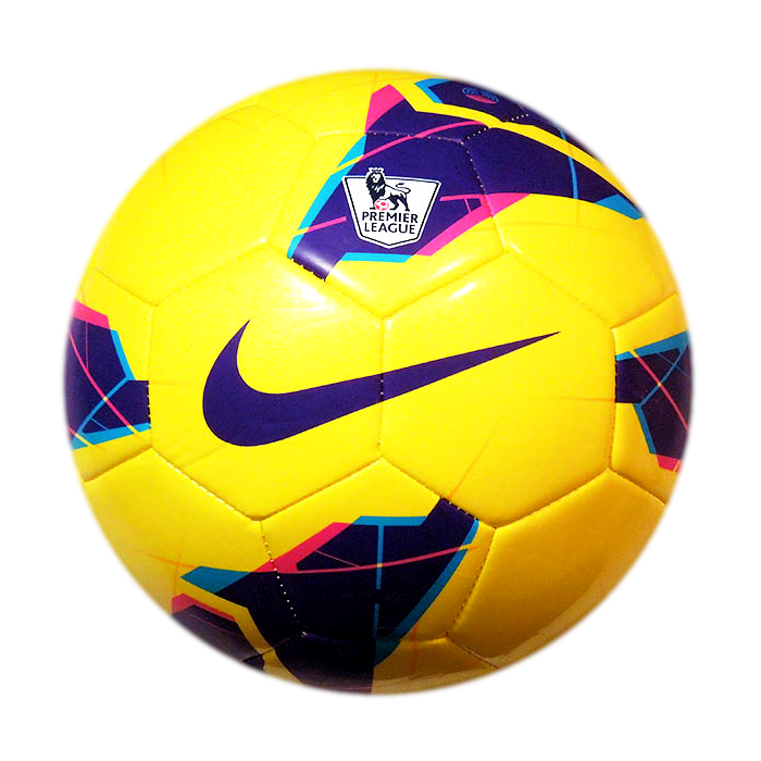 Nike Football Png Yellow Color High Resolution