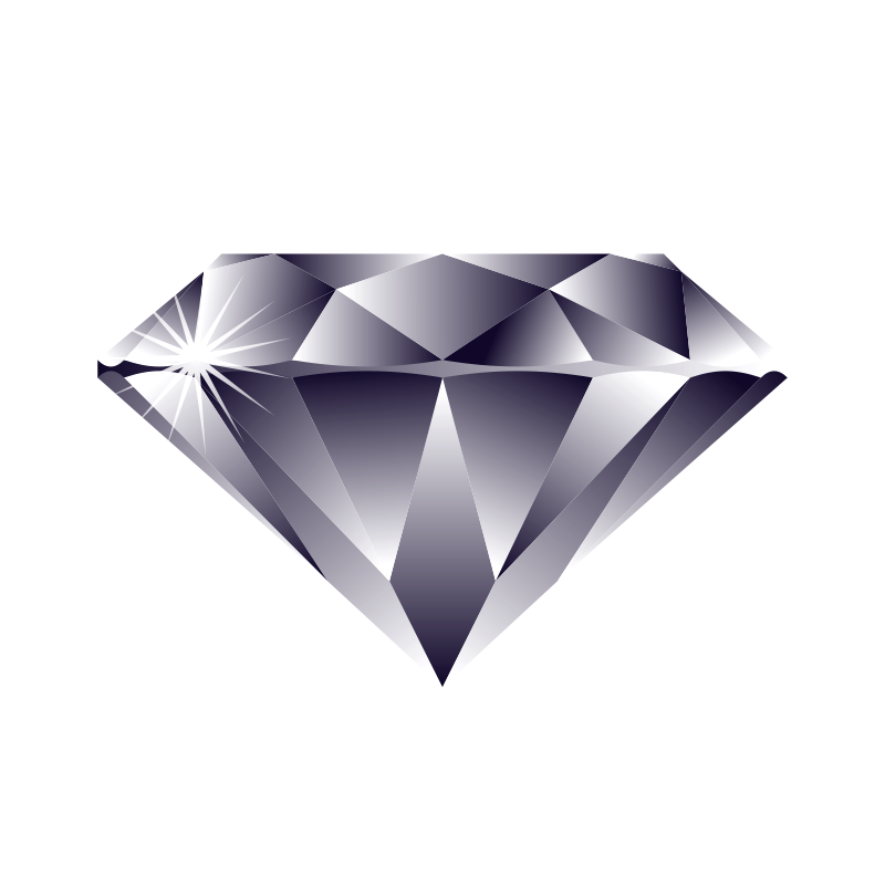 Diamond Ring Png Vector